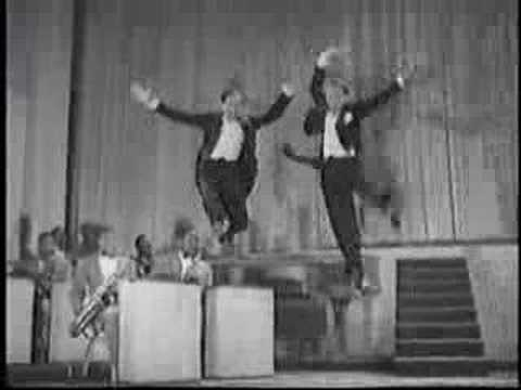 Nicholas Brothers in Stormy Weather Music Videos