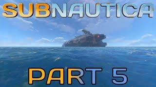 Subnautica - Exploring The Aurora