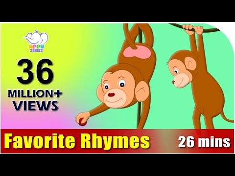 Nursery Rhymes Vol 3 - Collection Of Thirty Rhymes video