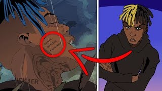 6 Secrets You Missed In 34 Xxxtentacion Bad Official Music Audio 34