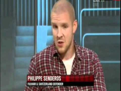 Philippe Senderos - Cum in your face