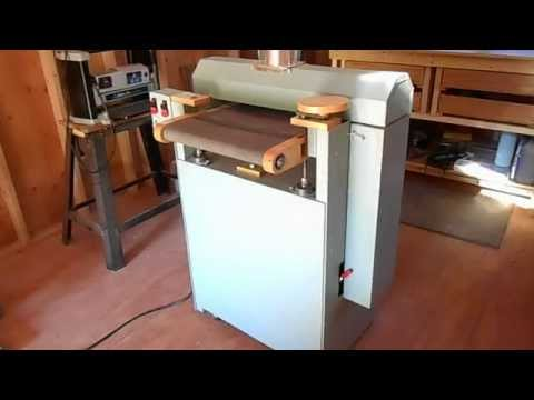 Homemade 18 Drum Sander Part 3 of 4