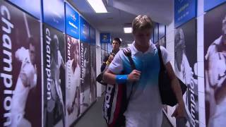 Australian Open 2013 Night Session Highlights_ Day Three