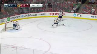 McCabe lines up Panik and flattens him