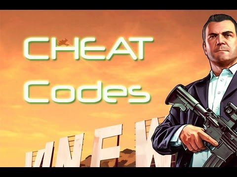 ★GTA 5 - Cheats and Cheat Codes List UPDATED  Xbox360 / PS3
