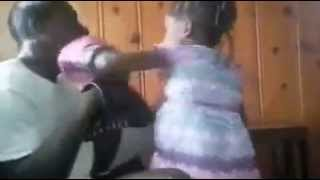 Little Girl Boxing Amazing !