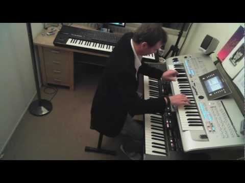 Julio Iglesias Hey Performed On Yamaha Tyros 4 Roland G70 By Rico