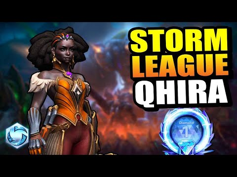 Qhira ranked gameplay! // Road to Master 1 episode series lol