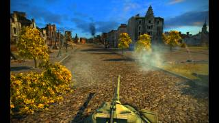 World of Tanks movie Fragment whith by milkisik[ODK] ([BARS] Sanborn)