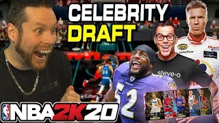NBA 2K20 Celebrity Draft
