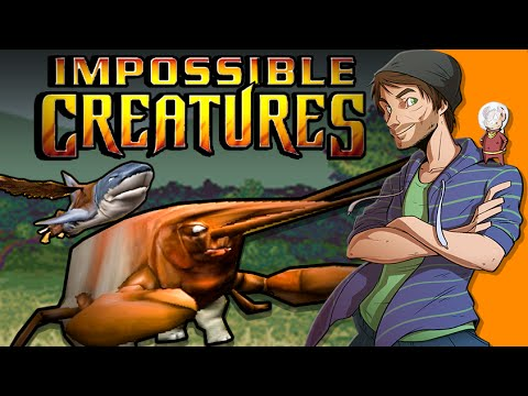 Impossible Creatures – SpaceHamster