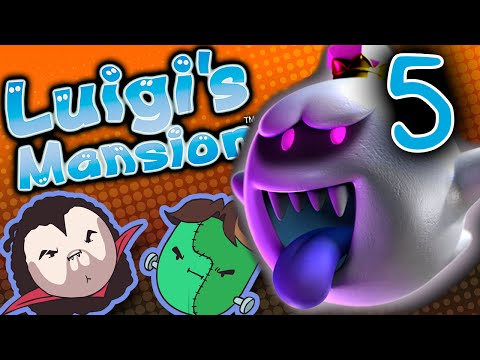 Luigi's Mansion: Ghost In The Sack - Part 5 - Game Grumps video
