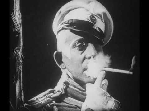Erich Von Stroheim is Smokin'