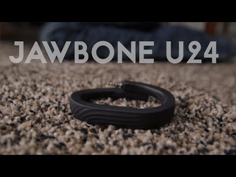 Jawbone Up24 Review!