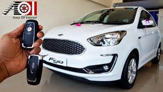 2019 Ford Figo Facelift Titanium | Mid Variant | What's New? | Price | Mileage | Features | Specs