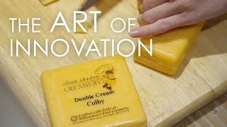 Wisconsin Foodie - Cedar Grove Cheese & John Riepenhoff - FULL EPISODE