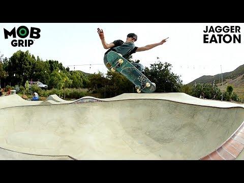 Jagger Eaton: Graphic MOB x Thrasher | Talkin' MOB