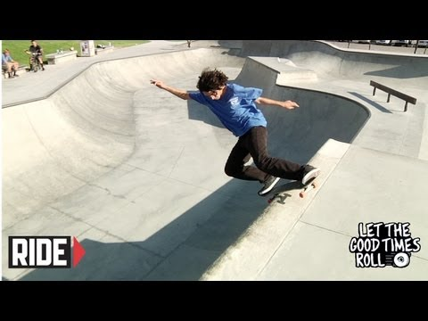 Riley Hawk, Jamie Thomas, Frecks, and More! - LET THE GOOD TIMES ROLL Bonus Footage