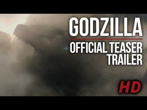 ゴジラ 2014 - Official Teaser Trailer