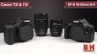 Entry Level DSLR Holiday Roundup