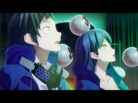 Digimon Story Cyber Sleuth: Hacker's Memory Official Launch Trailer