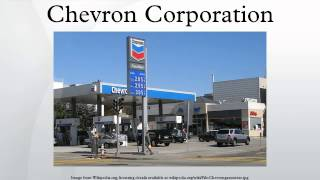Chevron's Corporate Energy.