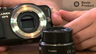 Panasonic Lumix DMC-GF5  review (BesteProduct)