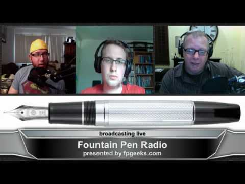 Fountain Pen Radio Episode 0019
