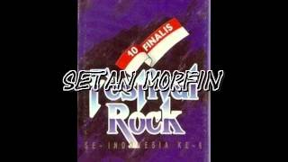 10finalis festival rock se-indonesia 6 - Setan morfin(three brothers)