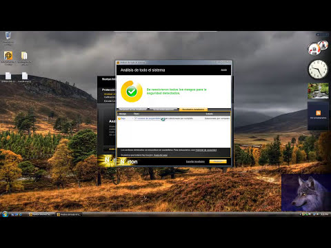 Norton Internet Security  2011 V18.1.0.37 Review en español