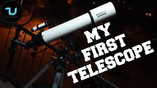 Beebest XA90 Unboxing/Hands on Telescope from Xiaomi youpin 2019 Best budget telescope