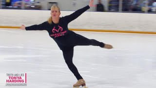 Download Lagu Tonya Harding Gets Back in the Ice Skating Rink Following National Attention Gratis STAFABAND