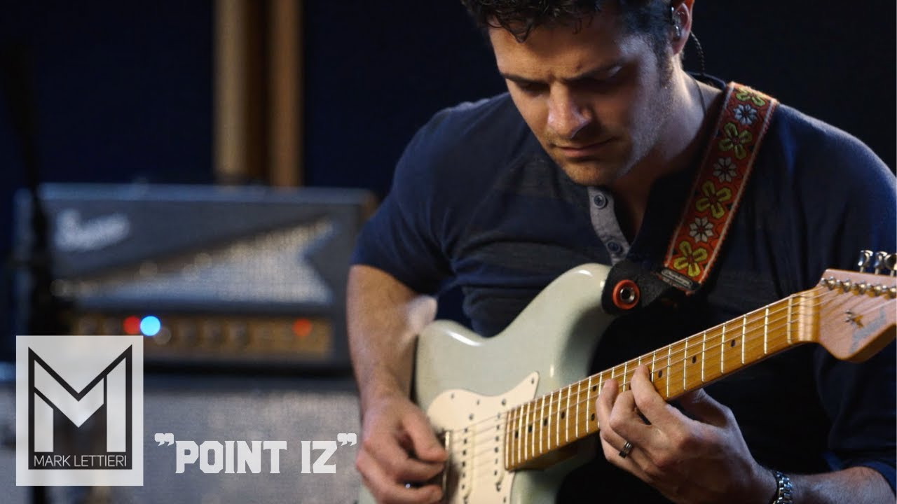 "Mark Lettieri (Snarky Puppy) - ""Point Iz""のMVを公開 新譜「Things of That Nature」2019年10月18日発売予定 thm Music info Clip"