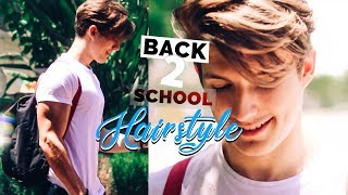 Back To School Hairstyle Tutorial | Natural and Easy 2018