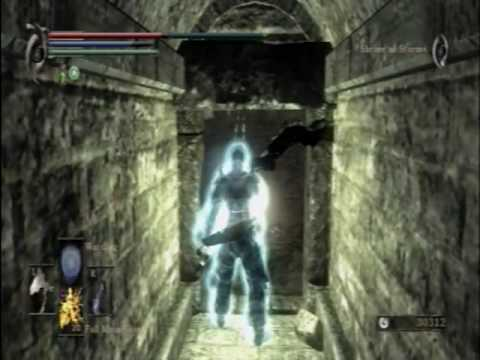 Demon's Souls Primeval Demon location - Shrine of Storms