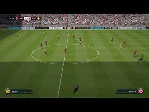 FIFA 15 BVB - SGE 2:0 2018-02-06