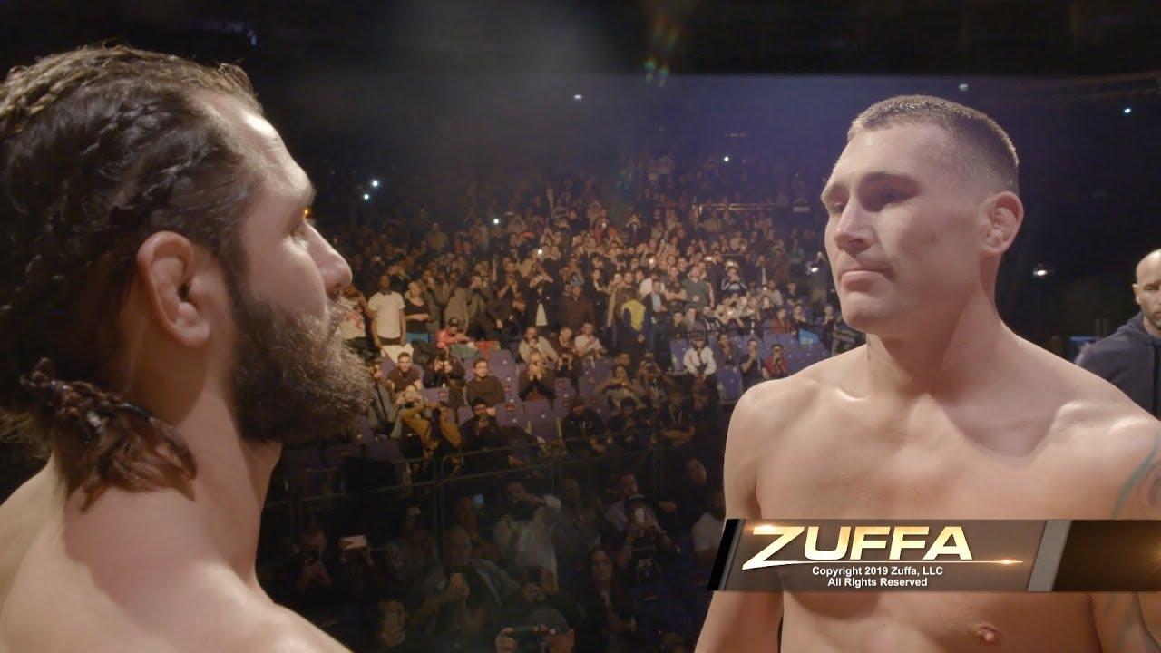 UFC Лондон: Обзор церемонии взвешивания