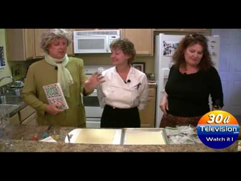 3 Julias with Alison Porter Ready Set Up Cook 30a Television Florida part1