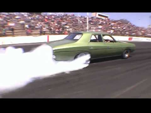Mopar V8 Turbo Chrysler Valiant powerskid