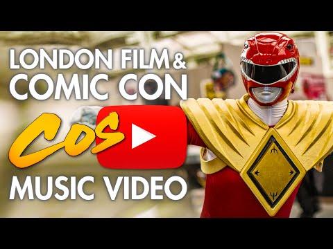 Winter London Film & Comic Con (WLFCC) - October 2013 - Cosplay Music Video