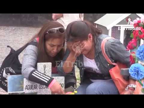 Desbordante emoción por los 43 gendarmes fallecidos