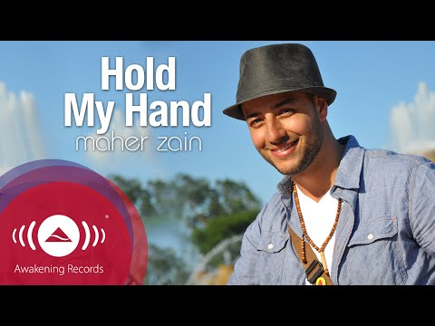Image video Maher Zain - Hold My Hand | Official Lyrics Video