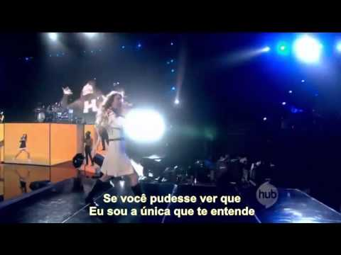 Taylor Swift - You Belong With Me (live On The Fearless Tour) [legendado tradução] video