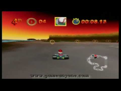 Mickey's Speedway USA [N64 - HD] - Victory Vechicles