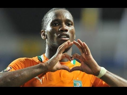 Didier Drogba ● The King ● Best Goals Ever HD @didierdrogba