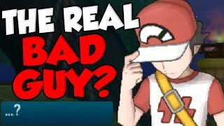 Pokemon Theory: Red Became A Bad Guy...