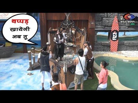 Bigg Boss 12 : Sreesanth Badly Angry on Saba Khan | श्रीसंत ने सबा खान को कहा थप्पड़ मारूँगा | BB 12