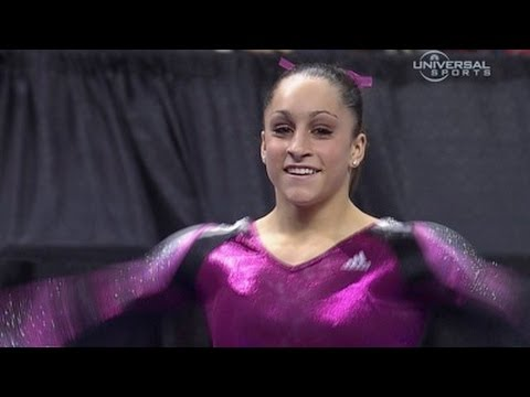 Jordyn Wieber repeats as American Champion - Night 2 Routines
