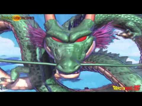 DBZ Budokai Tenkaichi 1, 2 , 3 Intros - PS2