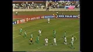 Nigeria 4 - 2 Tunisia - African Nations Cup 2000